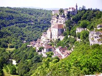 roque gageac dordogne cycling holiday in France